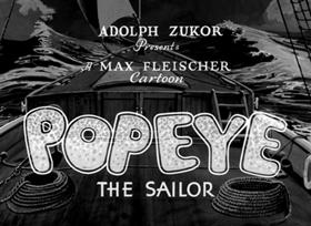 Screenshots from the 1938 Fleischer Studio cartoon Let