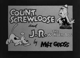 Screenshots from the 1939 MGM cartoon Jitterbug Follies