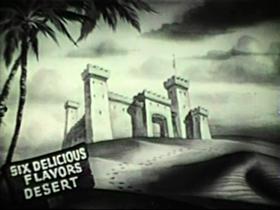 Screenshots from the 1939 Walter Lantz cartoon Arabs With Dirty Fezzes