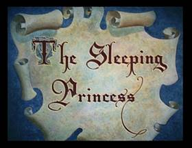 Screenshots from the 1939 Walter Lantz cartoon The Sleeping Princess