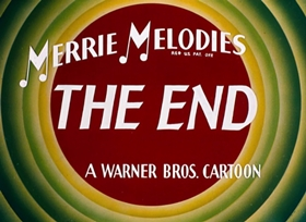 Screenshots from the 1940 Warner Bros. cartoon Sniffles Takes a Trip