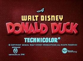 Screenshots from the 1940 Disney cartoon Put-Put Troubles