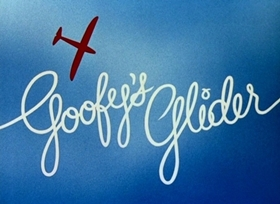 Screenshots from the 1940 Disney cartoon Goofy