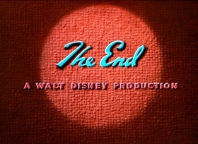 Screenshots from the 1940 Disney cartoon Pantry Pirate