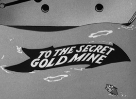Screenshots from the 1940 Fleischer Studio cartoon Stealin