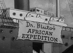 Screenshots from the 1940 Fleischer Studio cartoon Fightin