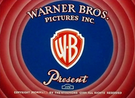 Screenshots from the 1941 Warner Brothers cartoon Farm Frolics