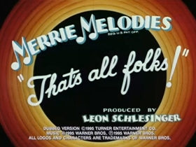 Screenshots from the 1941 Warner Brothers cartoon Saddle Silly