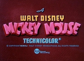 Screenshots from the 1941 Disney cartoon The Little Whirlwind