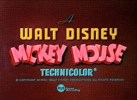 Screenshots from the 1941 Disney cartoon A Gentleman