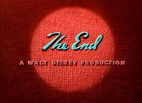 Screenshots from the 1941 Disney cartoon A Good Time for a Dime