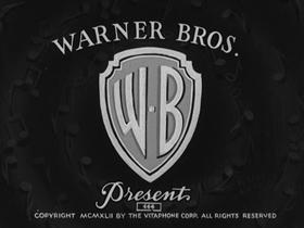 Screenshots from the 1942 Warner Bros. cartoon Porky