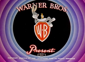 Screenshots from the 1942 Warner Brothers cartoon The Wacky Wabbit