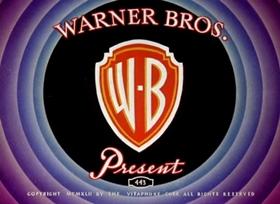 Screenshots from the 1942 Warner Brothers cartoon Lights Fantastic