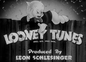 Screenshots from the 1942 Warner Brothers cartoon Eatin