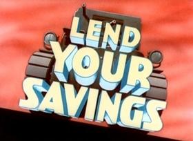 Screenshots from the 1942 Disney cartoon Donald