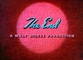 Screenshots from the 1942 Disney cartoon The Army Mascot