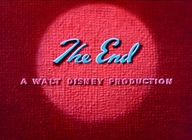 Screenshots from the 1942 Disney cartoon How to Fish