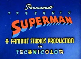 Screenshots from the 1942 Paramount / Famous Studios cartoon Showdown
