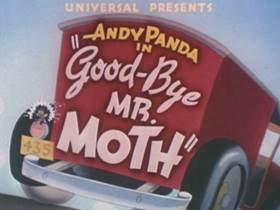 Screenshots from the 1942 Walter Lantz cartoon Goodbye Mr. Moth