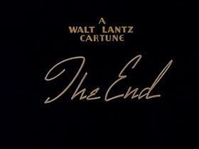 Screenshots from the 1942 Walter Lantz cartoon The Loan Stranger