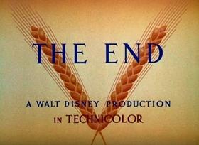 Screenshots from the 1942 Disney cartoon Food Will Win the War