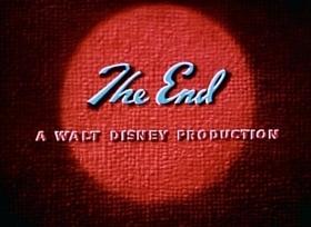 Screenshots from the 1943 Disney cartoon Donald