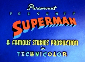 Screenshots from the 1943 Paramount / Famous Studios cartoon Underground World