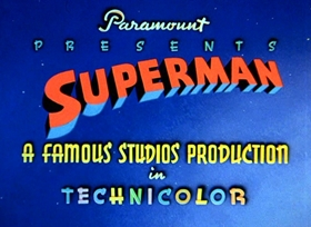 Screenshots from the 1943 Paramount / Famous Studios cartoon Secret Agent
