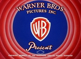 Screenshots from the 1943 Warner Bros. cartoon Pigs in a Polka