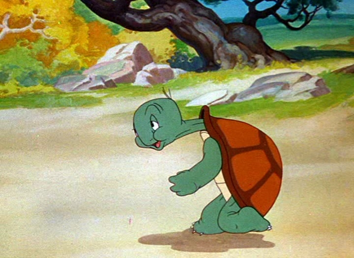 Tortoise Wins By A Hare 1943 The Internet Animation Database