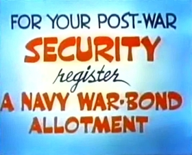 Screenshots from the 1943 Walter Lantz cartoon Take Heed, Mr. Tojo