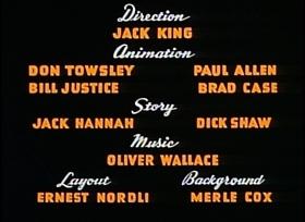 Screenshots from the 1944 Disney cartoon The Plastics Inventor