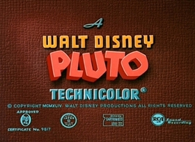 Screenshots from the 1944 Disney cartoon First Aiders