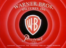 Screenshots from the 1945 Warner Brothers cartoon Draftee Daffy