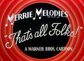 Screenshots from the 1945 Warner Brothers cartoon Fresh Airedale