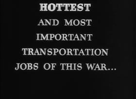 Screenshots from the 1945 Warner Brothers cartoon Hot Spot