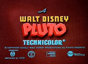 Screenshots from the 1946 Disney cartoon In Dutch