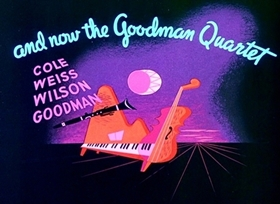 Screenshots from the 1946 Disney cartoon After You