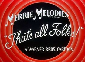 Screenshots from the 1946 Warner Brothers cartoon Holiday for Shoestrings