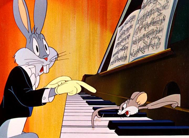 Rhapsody Rabbit 1946 The Internet Animation Database