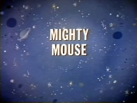 Screenshots from the 1947 Terrytoons cartoon The Sky is Falling