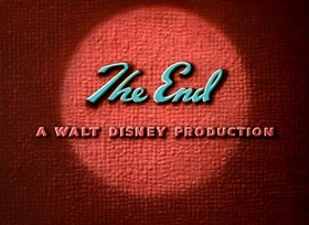 Screenshots from the 1947 Disney cartoon Rescue Dog