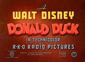 Screenshots from the 1947 Disney cartoon Bootle Beetle