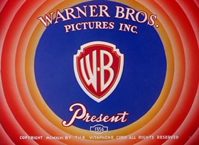 Screenshots from the 1947 Warner Brothers cartoon Scent-imental Over You