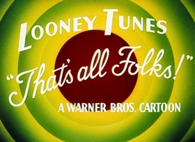 Screenshots from the 1947 Warner Brothers cartoon A Horse Fly Fleas