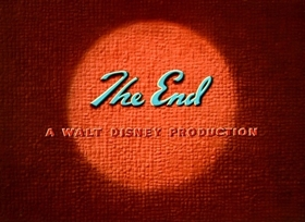 Screenshots from the 1948 Disney cartoon Tea for Two Hundred