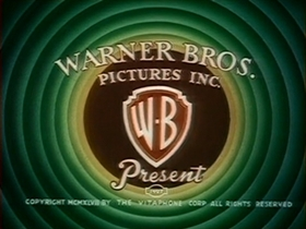 Screenshots from the 1948 Warner Brothers cartoon I Taw a Putty Tat