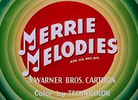 Screenshots from the 1948 Warner Brothers cartoon The Foghorn Leghorn