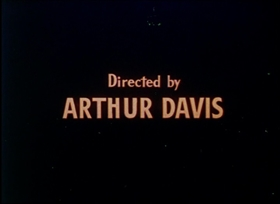 Screenshots from the 1948 Warner Brothers cartoon Riff Raffy Daffy